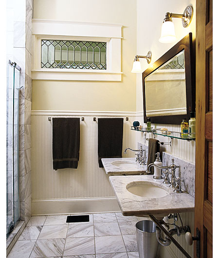 BATHROOM PROJECT IDEAS. Untitled Document